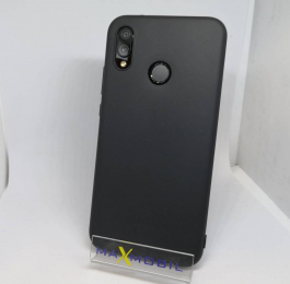 Pouzdro Forcell Soft silikonové pro Huawei P20 Lite černé