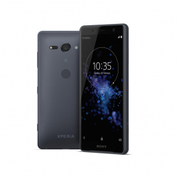 Sony H8324 Xperia XZ2 Compact Dual SIM Black