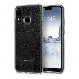 Pouzdro Spigen Liquid Crystal pro Huawei P20 Glitter