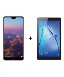 Huawei P20 Dual SIM Midnight Blue