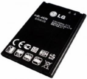 Baterie LG BL-44JN s kapacitou 1500 mAh