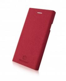 Pouzdro RedPoint ROLL pro Samsung Galaxy A3 2017 červené