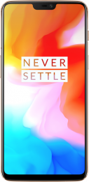 OnePlus 6 8GB/128GB Dual SIM Silk White