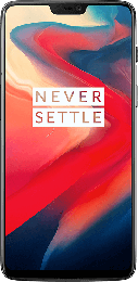 OnePlus 6 8GB/256GB Dual SIM Midnight Black