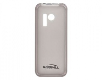 Pouzdro Kisswill TPU Nokia 230 černé
