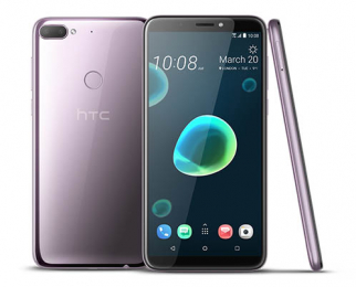 HTC Desire 12 Plus Dual SIM Warm Silver
