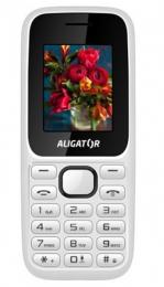 Aligator D200 Dual SIM Black White