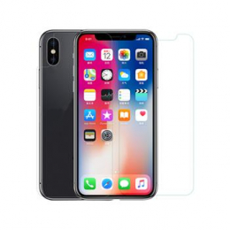 Nillkin Tvrzené Sklo PRIVACY 3D AP+ MAX pro Apple iPhone X černé