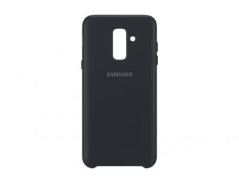 Pouzdro Samsung EF-PA605CB pro Samsung A605 Galaxy A6 Plus černé
