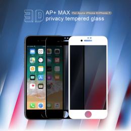 Nillkin Tvrzené Sklo PRIVACY 3D AP+ MAX pro Apple iPhone 7/8 černé