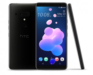 HTC U12 Plus 64GB Single SIM Black