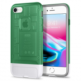 Pouzdro Spigen (054CS24403) Classic C1 pro Apple iPhone 7/8 Sage