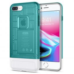 Pouzdro Spigen (055CS24407) Classic C1 pro Apple iPhone 7/8 Plus Bondi Blue