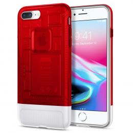 Pouzdro Spigen (055CS24408) Classic C1 pro Apple iPhone 7/8 Plus Ruby