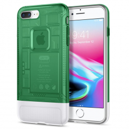 Pouzdro Spigen (055CS24409) Classic C1 pro Apple iPhone 7/8 Plus Sage