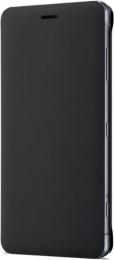 Pouzdro Sony SCSH50 Style Stand Cover pro Xperia XZ2 Compact černé