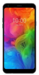 LG LMQ610 Q7 32GB Dual SIM Black