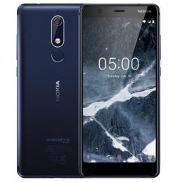 Nokia 5.1 Dual SIM Blue