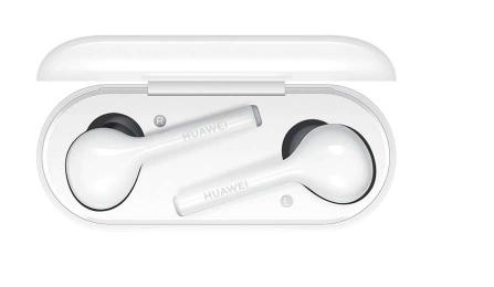 Huawei Freebuds bezdrátová sluchátka bílá