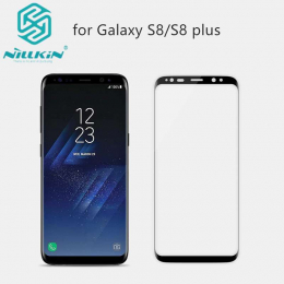 Nillkin Tvrzené Sklo 3D CP+MAX pro Samsung G950F Galaxy S8 černé