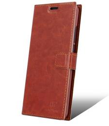 Flipové pouzdro pro myPhone Prime 18x9 hnědé