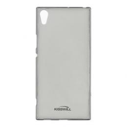 Pouzdro Kisswill TPU Sony Xperia XA1 Ultra černé