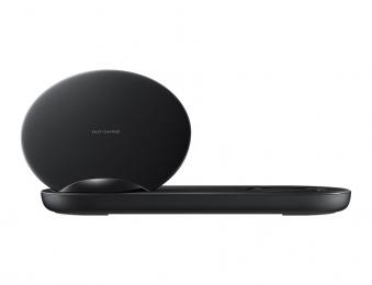 Nabíječka Samsung EP-N6100TB Duo podložka pro bezdrátové nabíjení