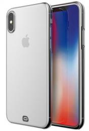 Pouzdro Odzu (ODZPTCIX-CL) Thin Case pro Apple iPhone X Clear