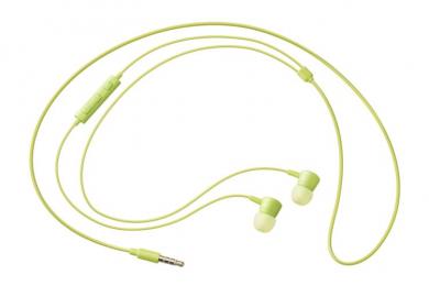 Sluchátka EO-HS130GEGWW s 3.5mm jack konektorem zelená
