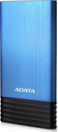 Powerbanka ADATA X7000 (AX7000-5V-CBL) s kapacitou 7000 mAh modrá