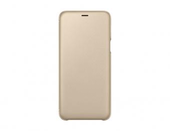 Pouzdro Samsung EF-WA605CF pro Samsung A605 Galaxy A6 Plus zlaté