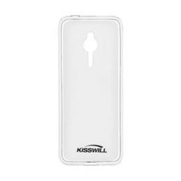 Pouzdro Kisswill TPU Huawei P Smart čiré