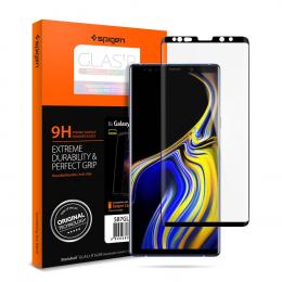 Spigen Tvrzené sklo 3D GLAS.tR SLIM (599GL24507) pro Samsung Galaxy Note 9