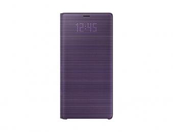 Pouzdro Samsung EF-NN960PA pro Samsung N960F Galaxy Note 9 fialové