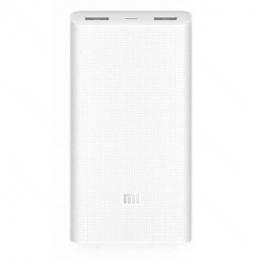Powerbanka Xiaomi PLM06ZM Mi 2C s kapacitou 20000 mAh bílá