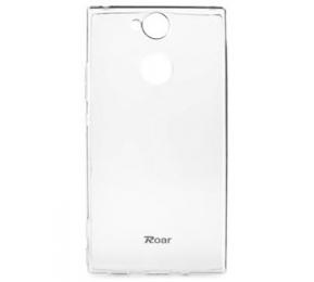 Pouzdro Roar TPU pro Sony Xperia XA2 čiré