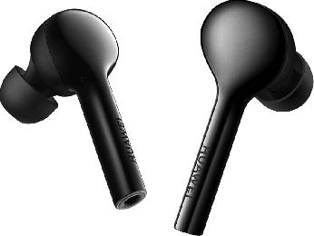 Huawei Freebuds bezdrátová sluchátka černá