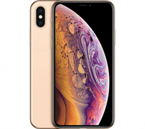 Apple iPhone Xs 64GB Gold - vyměněný kus v rámci reklamace