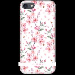 Pouzdro SoSeven (SSBKC0038) Tokyo Case Cherry pro Apple iPhone 6/6S/7/8 bílé