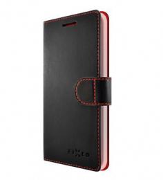 Pouzdro FIXED FIT pro Nokia 3.1 černé