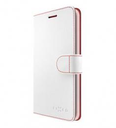 Pouzdro FIXED FIT pro Nokia 3.1 bílé
