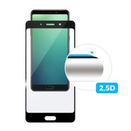 FIXED Tvrzené sklo pro Nokia 3.1 Full Cover černé