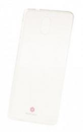 Pouzdro RedPoint Silicon Exclusive pro Nokia 3.1 čiré