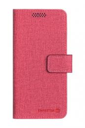 Pouzdro Swissten Libro Univerzální velikost L červené