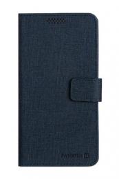 Pouzdro Swissten Libro Univerzální velikost XL tmavě modré