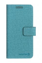 Pouzdro Swissten Libro Univerzální velikost XL tyrkysové
