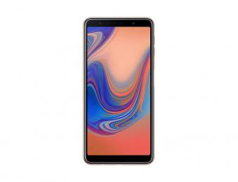 Samsung Galaxy A750F A7 2018 Dual SIM Gold