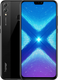 Honor 8X 4GB/64GB Dual SIM Black