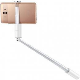 Bluetooth Selfie Tyč Huawei CF33 s LED svícením bílá