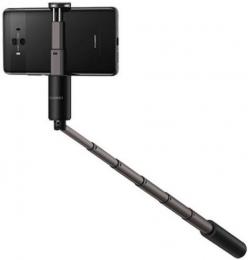 Bluetooth Selfie Tyč Huawei CF33 s LED svícením černá